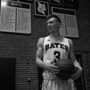 Mens Basketball Pic 1 by Phyllis Graber Jensen