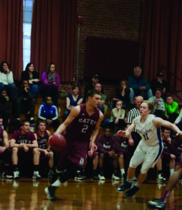 Mens Basketball Pic 1 by Drew Perlmutter