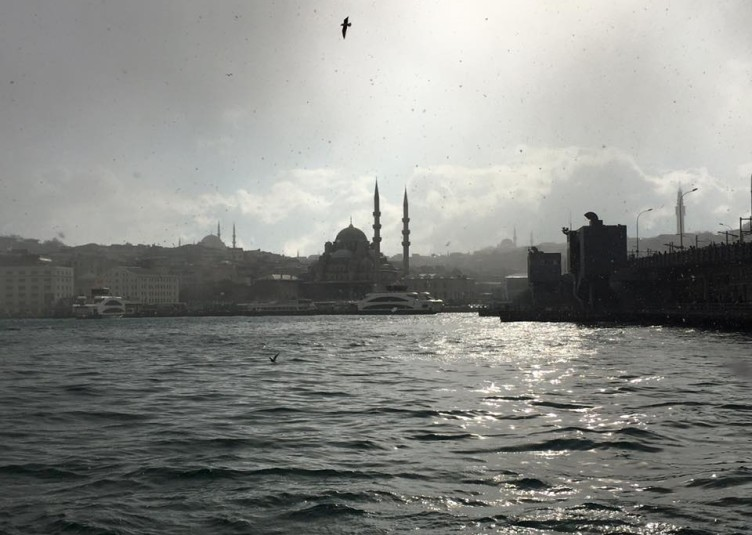 Two Bates students are currently studying in Istanbul, where terrorist attacks occurred on March 19. HANNAH TARDIE/COURTESY PHOTO