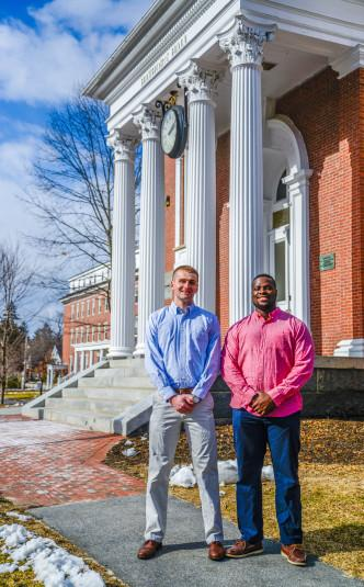 Fakorede and Post opted to run as the write -in option for the positions of Student Body President and Vice-President.