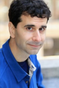 Playwright John Cariani brings his knowledge and experience to Bates College. JOHN CARIANI/COURTESY PHOTO