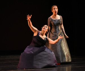 Expression plays a large role in Juli and Porter's work. GRANT HALVERSON/COURTESY PHOTO