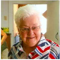 Beatrice Bell Verville passed away at the age of 90. Photo courtesy of Claire Schmal.