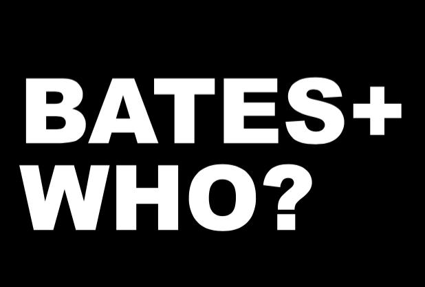 Bates+Who? Logo